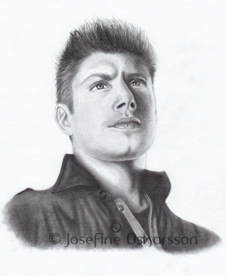 Jensen Ackles par Juicefine